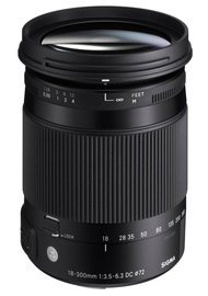 Objektiiv Sigma 18-300mm F3.5-6.3 DC Macro OS HSM for Canon, 585 g