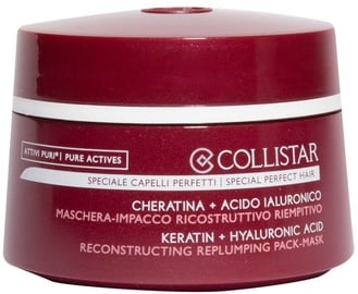 Collistar Pure Actives Reconstructive Replumping Hair Mask 200ml