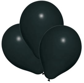 Susy Card Party Balloons 25pcs Black