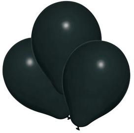 Balionas Susy Card Party Black, 25 vnt.