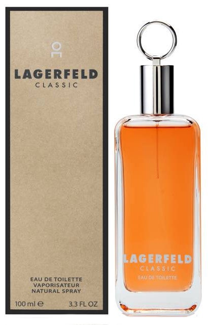 Tualetes ūdens Karl Lagerfeld Classic 100ml EDT