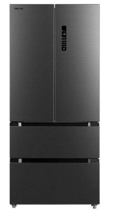 Šaldytuvas Toshiba GR-RF532WE Grey