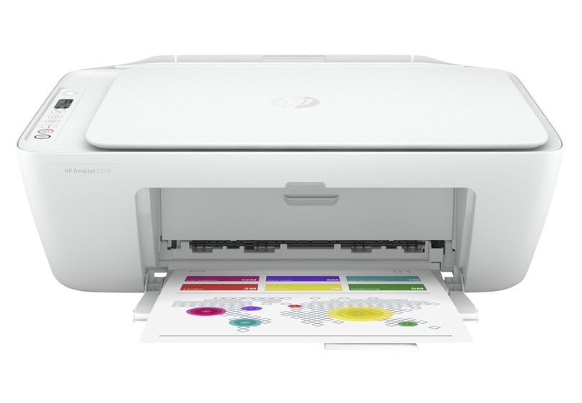 Daugiafunkcis spausdintuvas HP Deskjet 2710, rašalinis, spalvotas