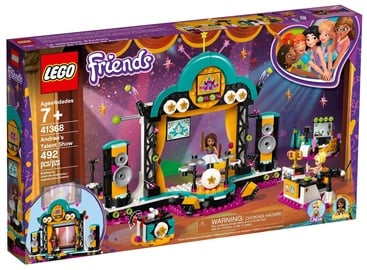Konstruktor LEGO Friends Andrea's Talent Show 41368
