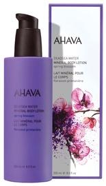 Kūno losjonas Ahava Deadsea Water Mineral Spring Blossom, 250 ml