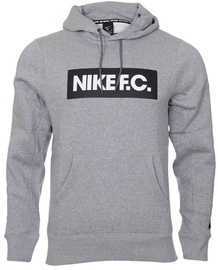 Nike F.C. Mens Football Hoodie CT2011 021 Grey 2XL