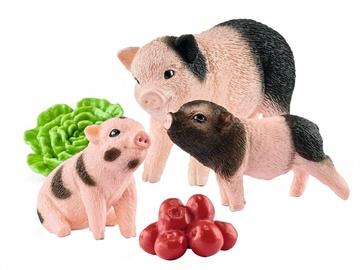 Rotaļlietu figūriņa Schleich Miniature Pig Mother And Piglets Set 42422