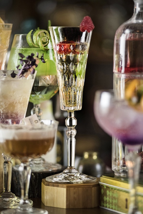 Šampanja klaas RCR Marilyn 27280020006, 0.17 l, 6 tk
