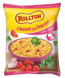 Makaronai, Rollton, sūrio ir kumpio skonio 60 g.
