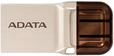 Adata UC360 32GB USB-A 3.1 / microUSB OTG Pink Gold