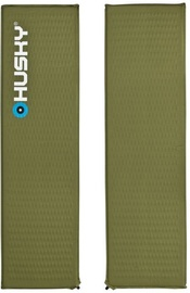 Madrats täispuhut Husky Air Mat Frosty2.5 Green