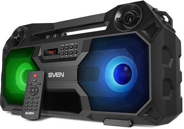 Belaidė kolonėlė Sven PS-520 Black, 36 W