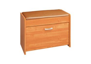 ML Meble PIK08N Shoe Cabinet Brown