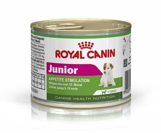 Konservi suņiem Royal Canin Junior 0,195kg