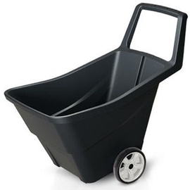 Prosperplast Load & Go III Wheelbarrow Black