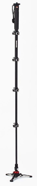 Manfrotto XPRO Aluminium 5-Section Fluid Vdeo Monopod MVMXPROA5