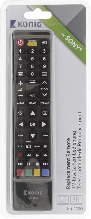 Konig Remote Control for Sony KN-RCSO