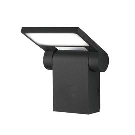 Gaismeklis LED Vagner SDH, 9.5 W, pelēks
