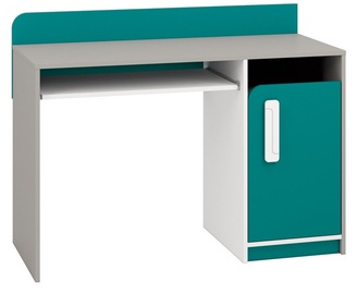 ML Meble Writing Desk IQ 11 Turquoise
