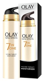 Olay Total Effects 7in1 Mature Therapy Moisturiser 50ml