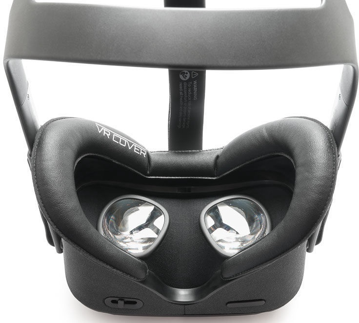 VR Cover Oculus Quest Facial Interface & Foam Replacement Basic Set