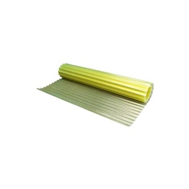 Brianza Plastica Polyester Roofing Panel Yellow 18/76 2.5x20m