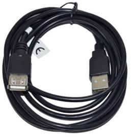 Vakoss Cable USB to USB Black 1.8m