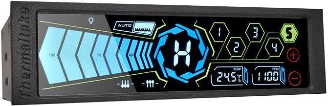 Thermaltake Commander FT Fan Controller with Touchscreen AC-010-B51NAN-A1