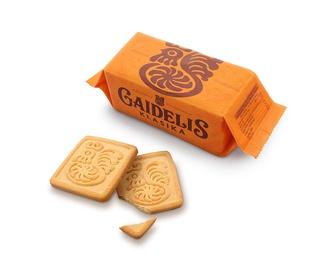 Fasuoti sausainiai Gaidelis Klasika, 165 g