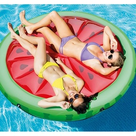 Intex Inflatable Watermelon Pool Lounger Mat 56283