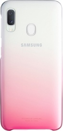 Samsung Gradation Back Case For Samsung Galaxy A20e Pink