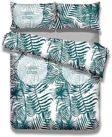 Gultas veļas komplekts AmeliaHome Averi Bush, daudzkrāsains, 155x220/80x80 cm