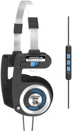 Koss Porta Pro KTC On Ear Headphones Black/Silver