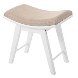 Стул для столовой Songmics Concave URDS51W, песочный