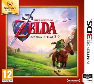 Legend Of Zelda: Ocarina Of Time 3D 3DS