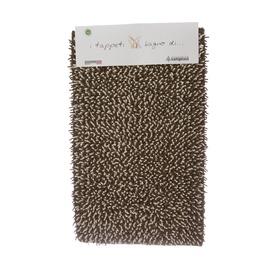 Vonios kilimėlis Saniplast Dream 3FTA068742, rudai baltas, 55 x 90 cm