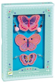 Djeco Embroidered Butterfly Jewels DJ06672