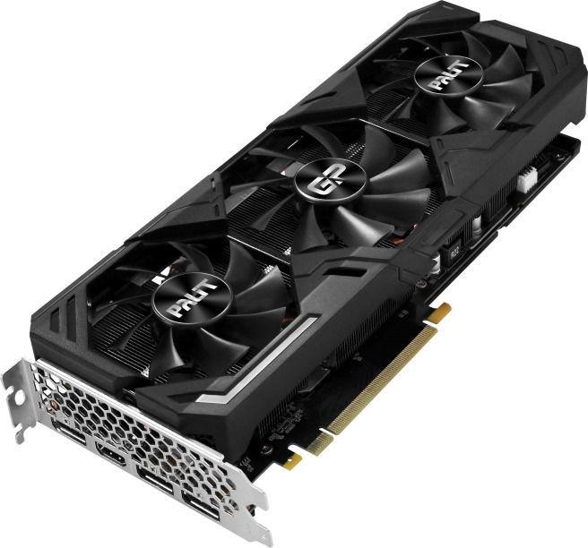 Palit GeForce® RTX 2070 Super GP 8GB GDDR6 PCIE NE6207S019P2-186T
