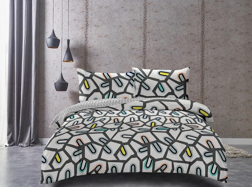 Gultas veļas komplekts DecoKing Insanity, 230x220/50x75 cm