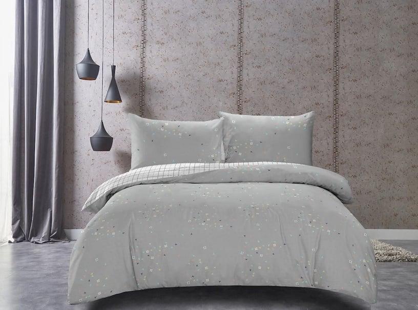 Gultas veļas komplekts DecoKing Modest, 200x220/70x80 cm