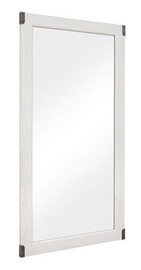 Black Red White Indiana Mirror 50x100cm Canyon Pine