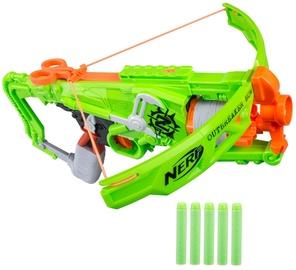 Hasbro Nerf Zombie Strike Outbreaker Bow B9093