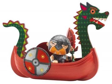 Djeco Arty Toy Pirate Drack And Ze drakkar DJ06818