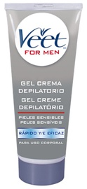 Depilācijas krēms Veet For Men, 200 ml
