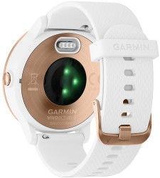 Išmanus laikrodis Garmin Vivoactive 3 White/Rose Gold