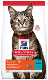 Hill's Science Plan Adult Cat Food w/ Tuna 10kg