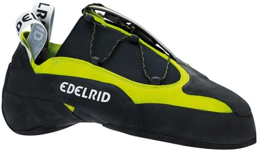 Edelrid Cyclone Climbing Shoes Black / Green 44.5