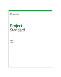 Microsoft Project Standard 2019 ESD Multilingual