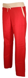 Bars Mens Trousers Red 160 S