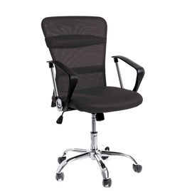 SN Office Chair AEX Black